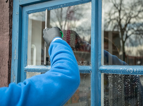Residential Windows Cleaning Services