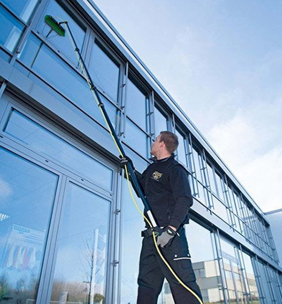 professional windows cleaning services