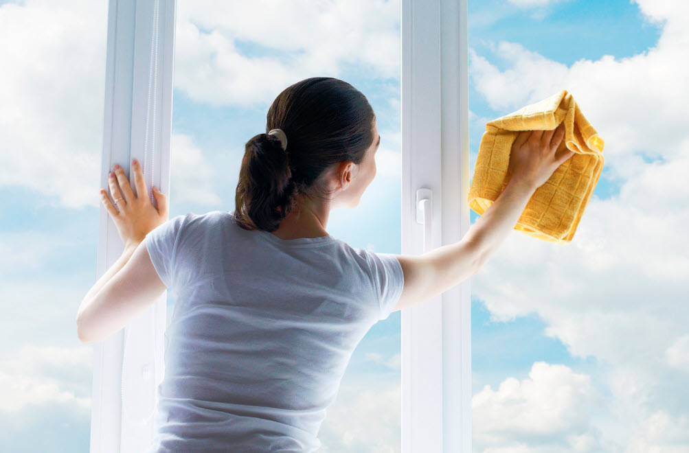 Tips For Streak-free Window Cleaning